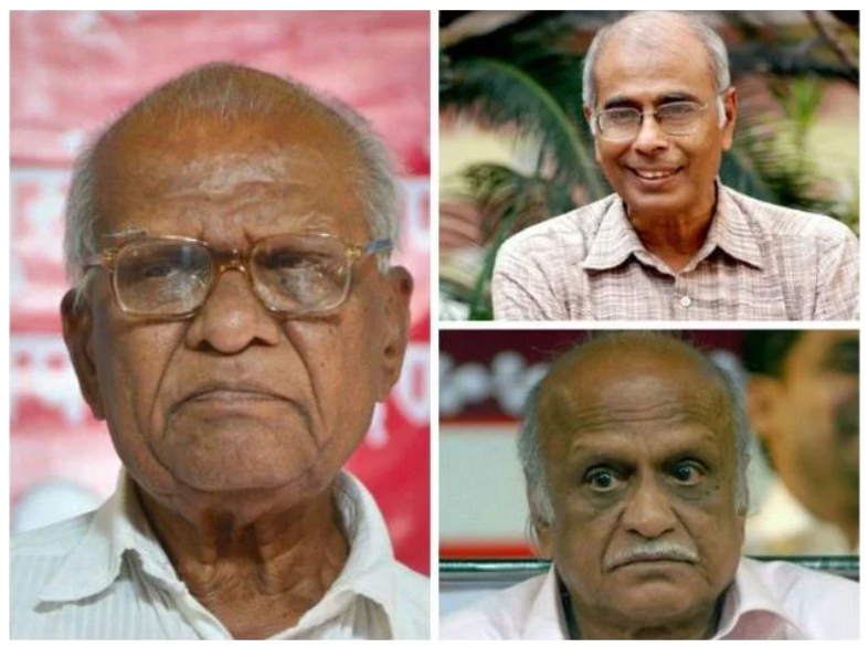 Dabholkar, Pansare, Kalburgi-murdered rationalists.