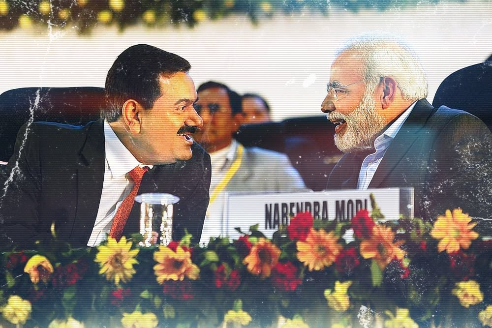 Privatisation of airports in India: Narendra Modi and Gautam Adani