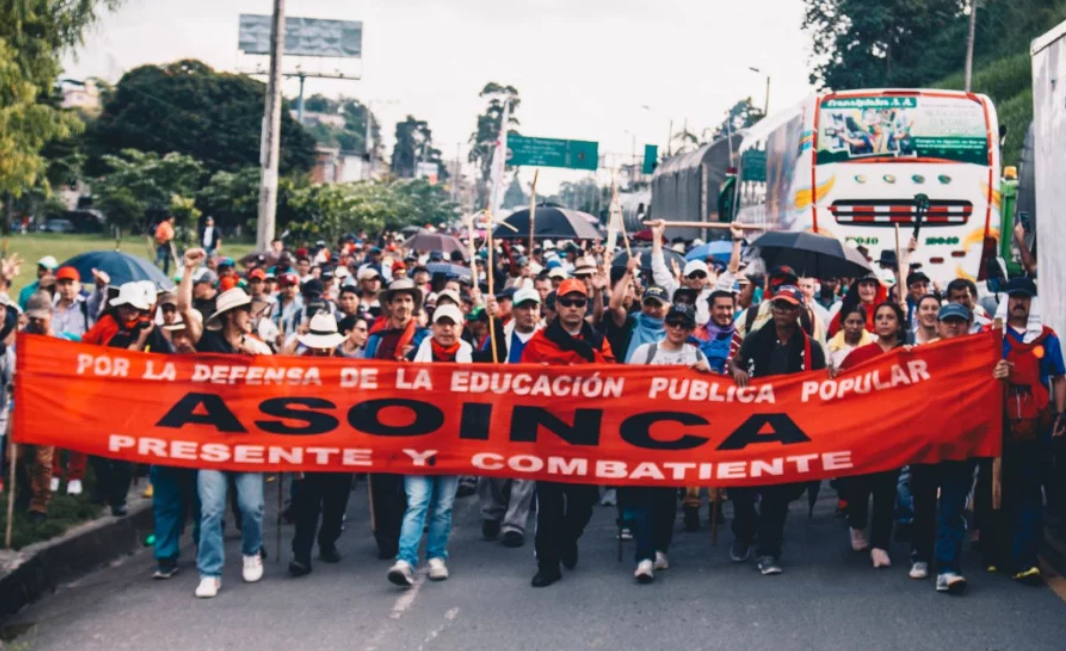 Regional Strike in Cauca, Colombia Enters Twelfth Day Despite Violent Police Repression
