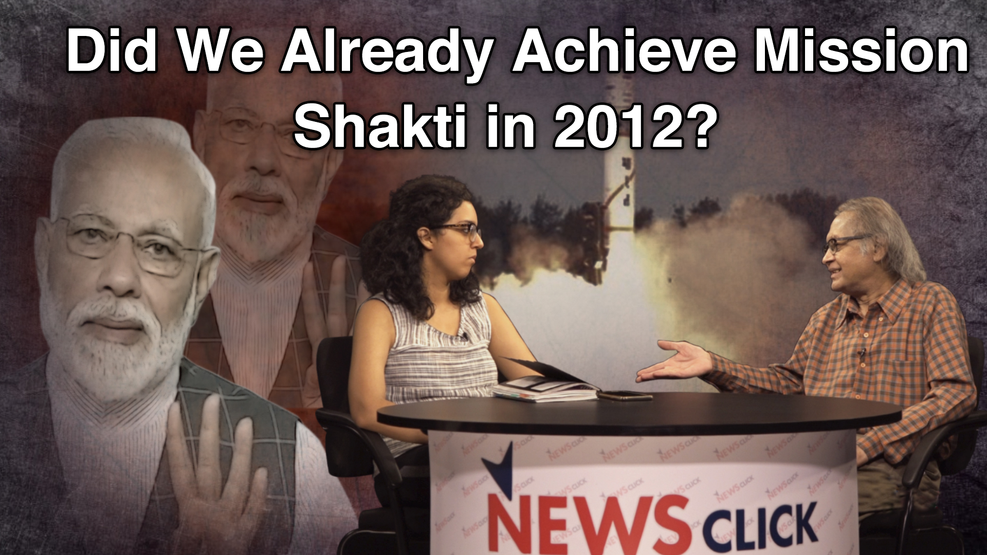 Did We Already Achieve Mission Shakti in 2012?