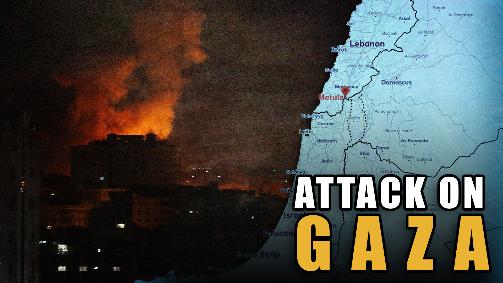 Airstrikes in Gaza: Israeli Right Wing Steps Up Warmongering
