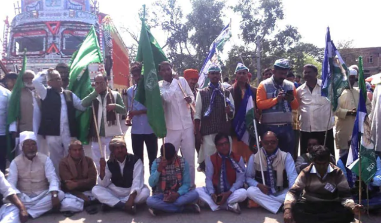 Bandh Against BJP's Anti-Dalit, Anti-Adivasi Policy Hits Bihar