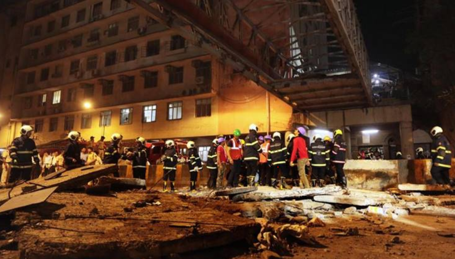 Not a Tragedy: CSMT Bridge Collapse in Mumbai and Systemic Violence of Class Power in Indian Urban Transport Policies