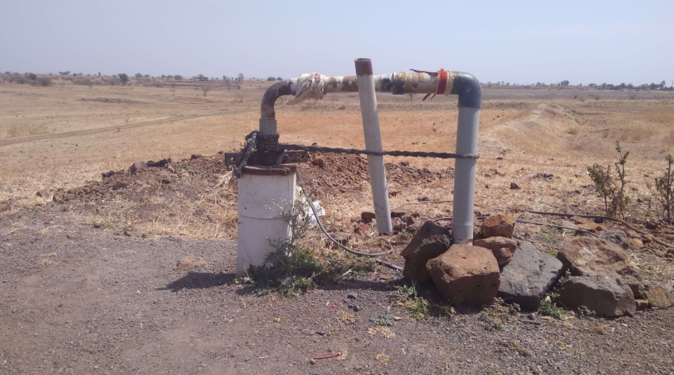 #MahaDrought: Struggle for Water, Struggle for Life