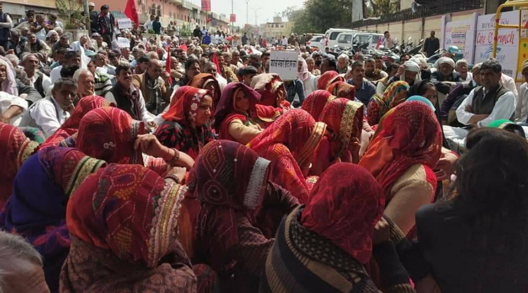 Kisan Sabha Calls Off 15-Day Mahapadav in Sikar
