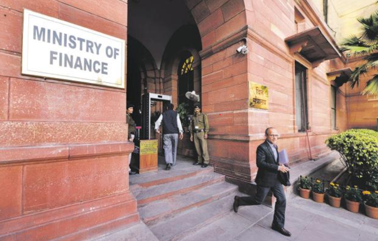 Centre's April-Feb Fiscal Deficit Zooms to 134.2% of Revised Estimate