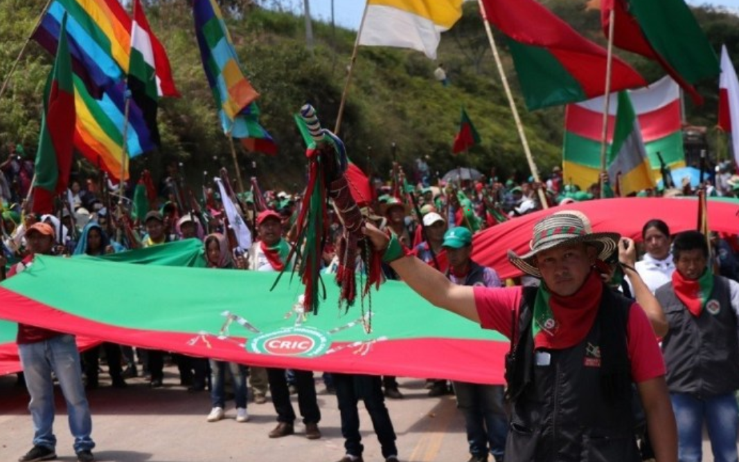 Colombian Organisations Denounce Massacre of Eight Indigenous Guards