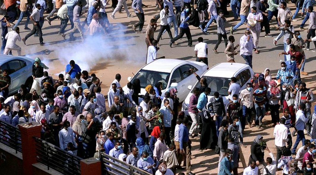 """The uprising in Sudan is building on decades of protests against the regime"""