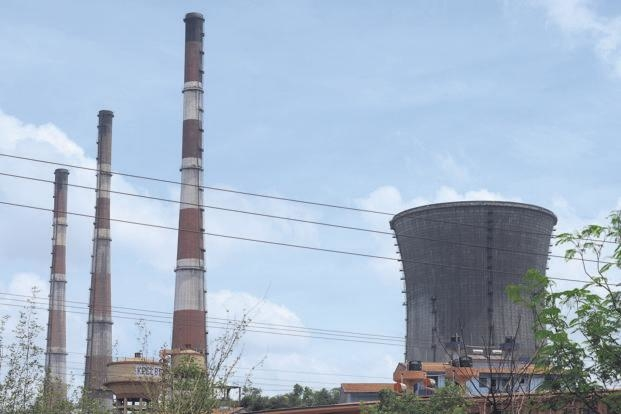 Mundra power plant