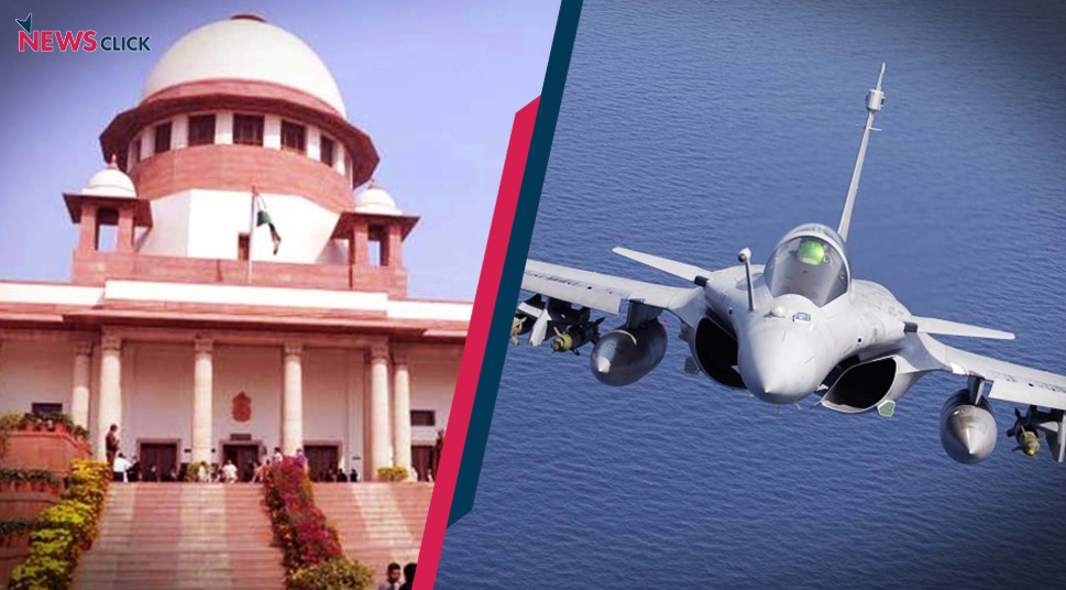 Rafale Case: SC Reserves Orders on Centre's Objection to Examining 'Privileged' Papers
