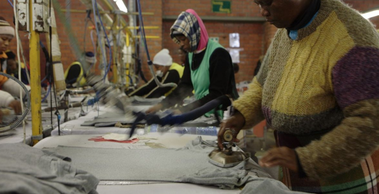 Workers in Lesotho's 'Garments' Sector Threaten Strike