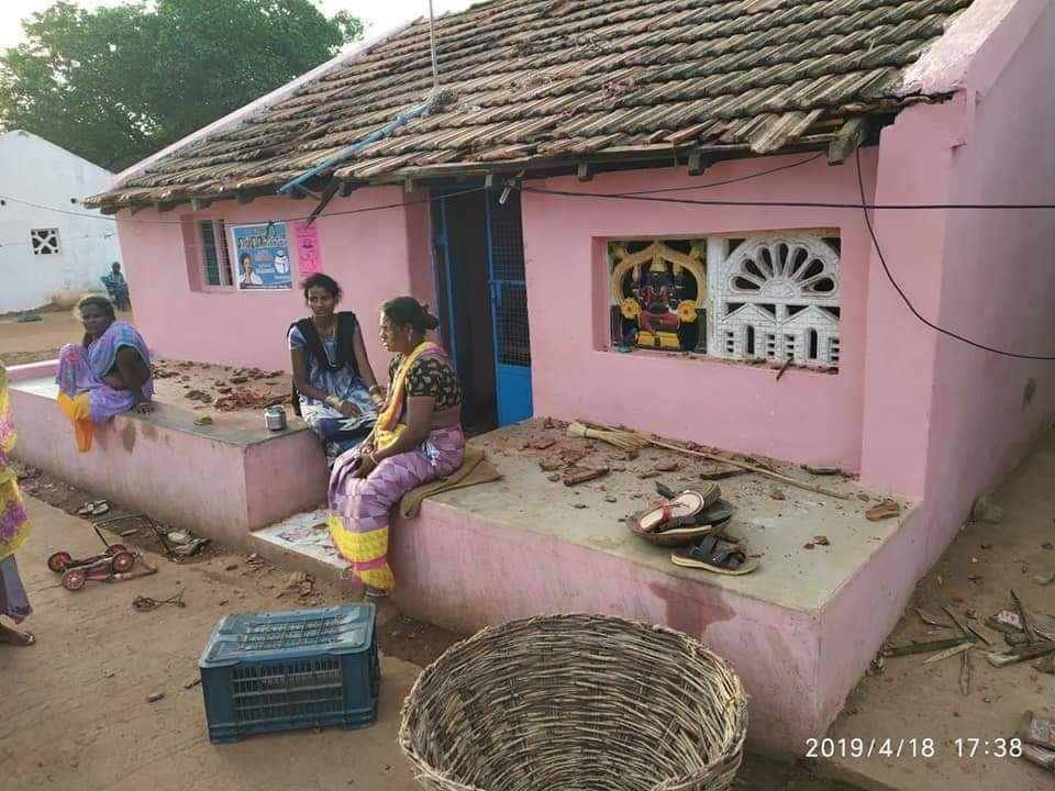 20 Dalit Homes Allegedly Attacked by PMK Workers in Ariyalur