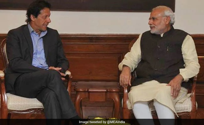 Narendra Modi and Imran Khan