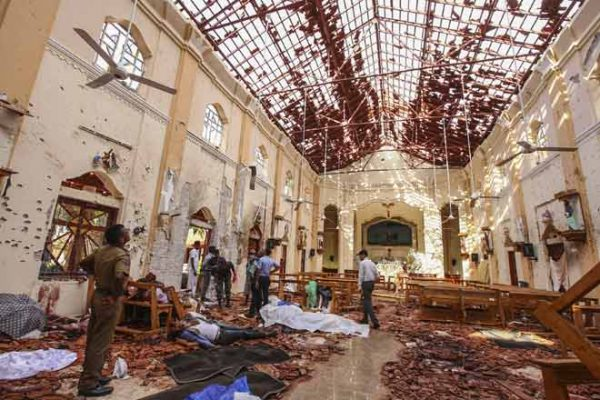 Sri Lanka Blasts