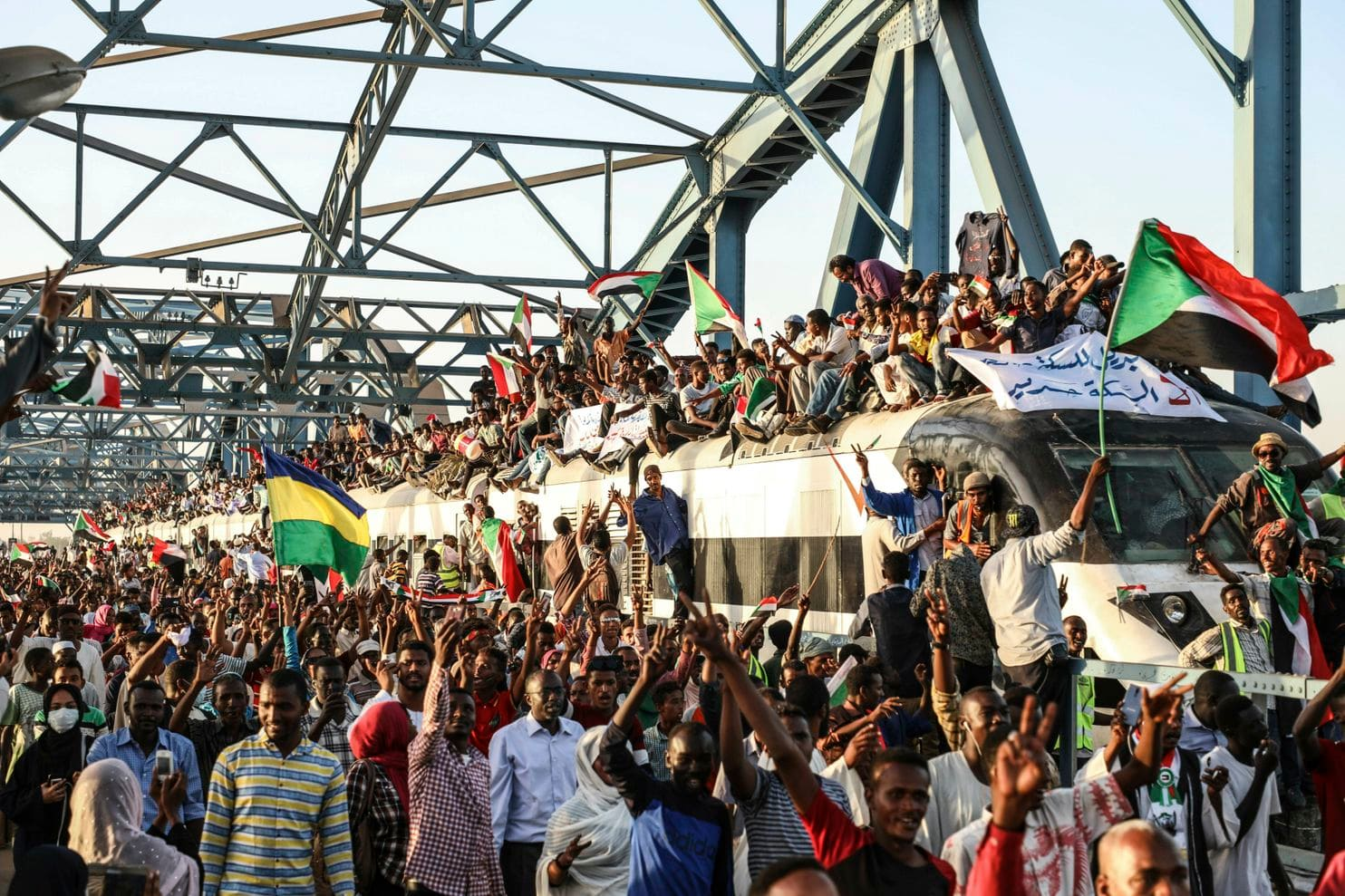 Sudanese Protesters Maintain Pressure on Military Regime ...