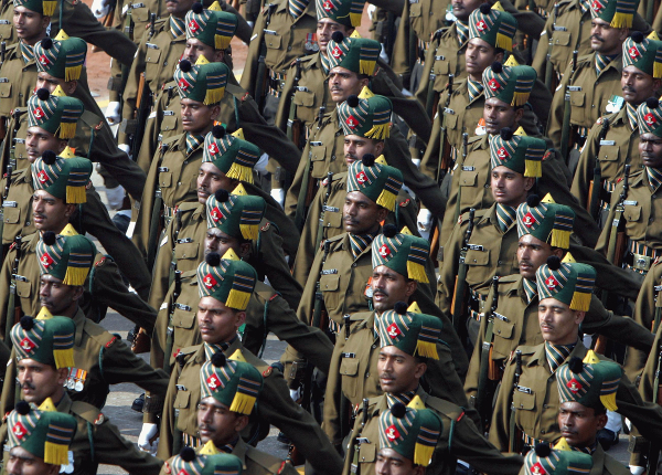 Madras Regiment of Indian Army (Image for representational purposes)