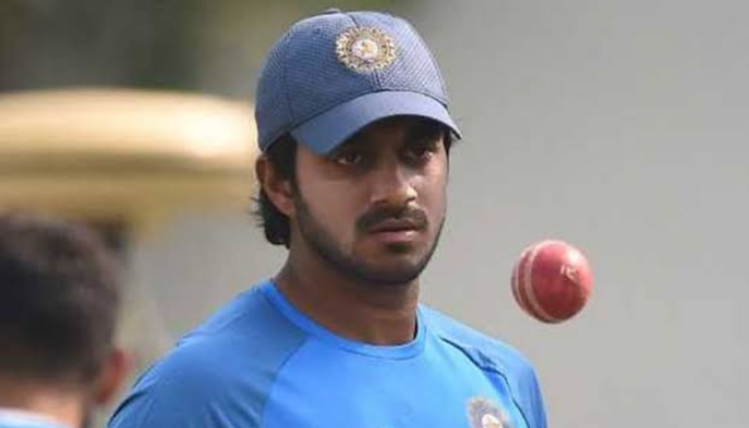 Indian cricket team's Vijay Shankar