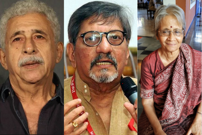 Over 600 Theatre Artistes Appeal to Vote 'Bigotry, Hatred, Apathy