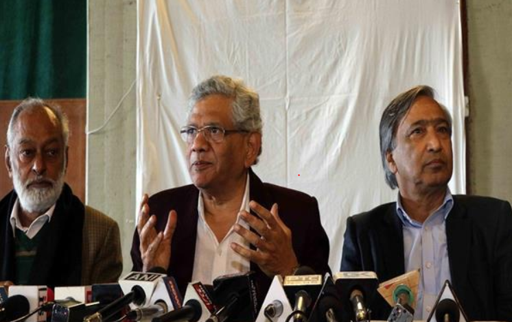 Elections 2019: CPI (M) Appeals People of J&K
