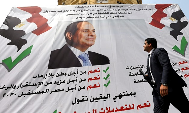 Egypt referendum