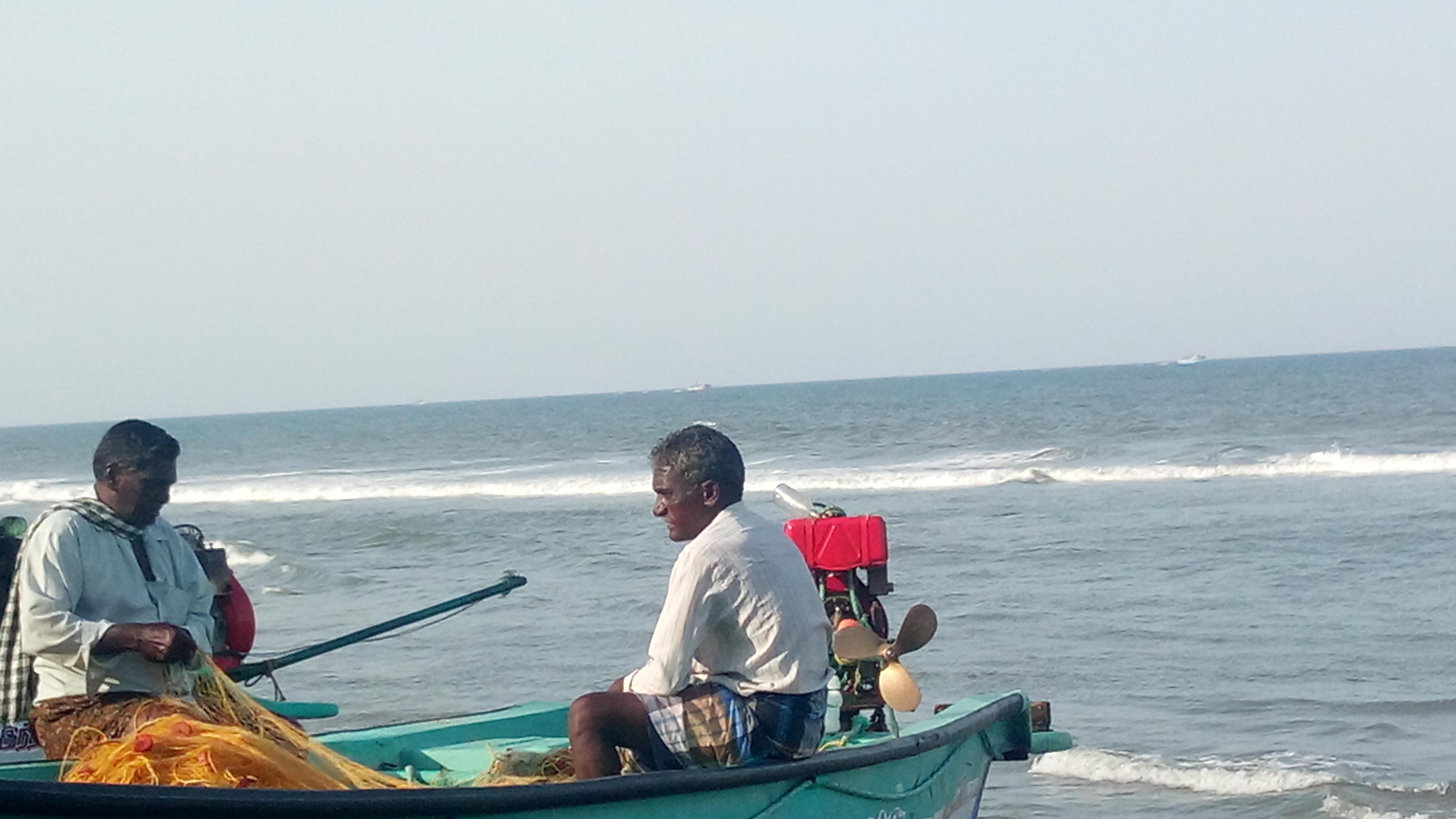 Elections 2019: Kanyakumari Fishermen Demand Voting For