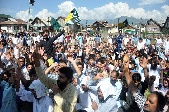 Whither Kashmir