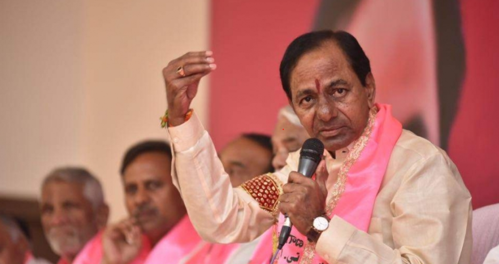TRS and KCR in Telangana