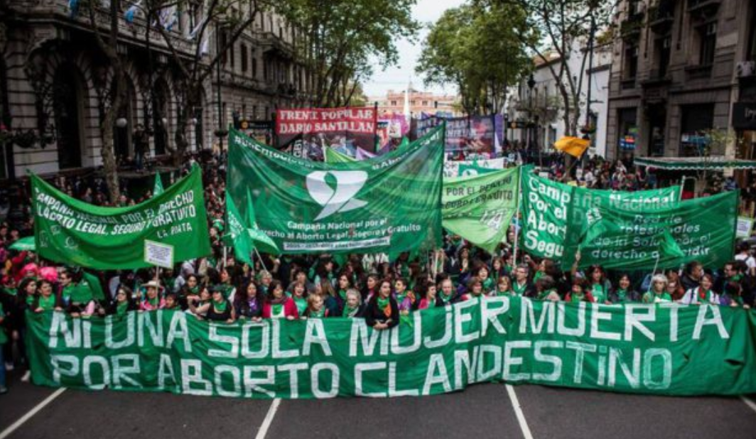 The Struggle for Legal, Safe and Free Abortion Across Latin America