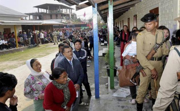 Returning Officer Recommends Re-poll in 19 Polling Stations in Manipur
