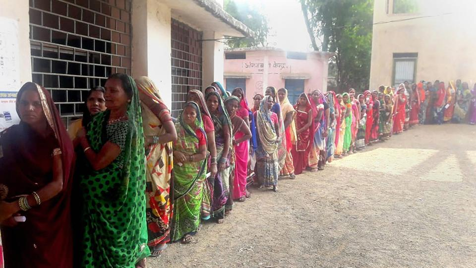 The election commission data shows that in the constituencies where women voted in large number, in comparison to previous election, the BJP lost its seats.