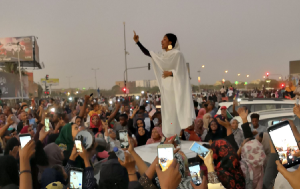 Is Sudan's Al-Bashir on the Verge of Being Toppled?