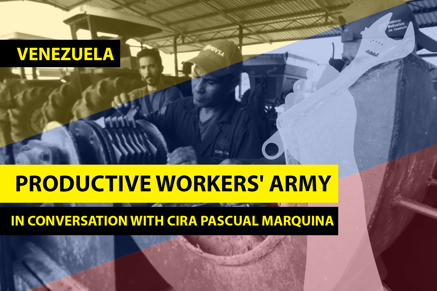 What is Venezuela's Productive Workers' Army?
