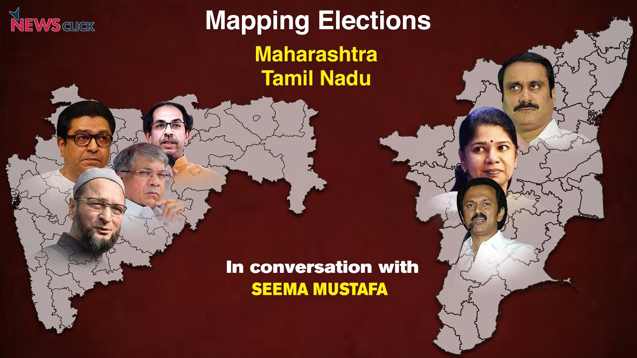 mapping elections 2019