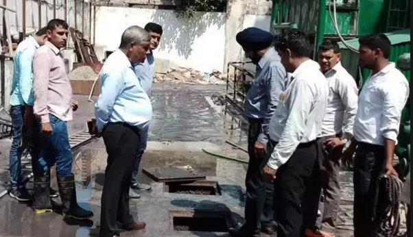 2 Workers Die While Cleaning Septic Tank in Gurugram