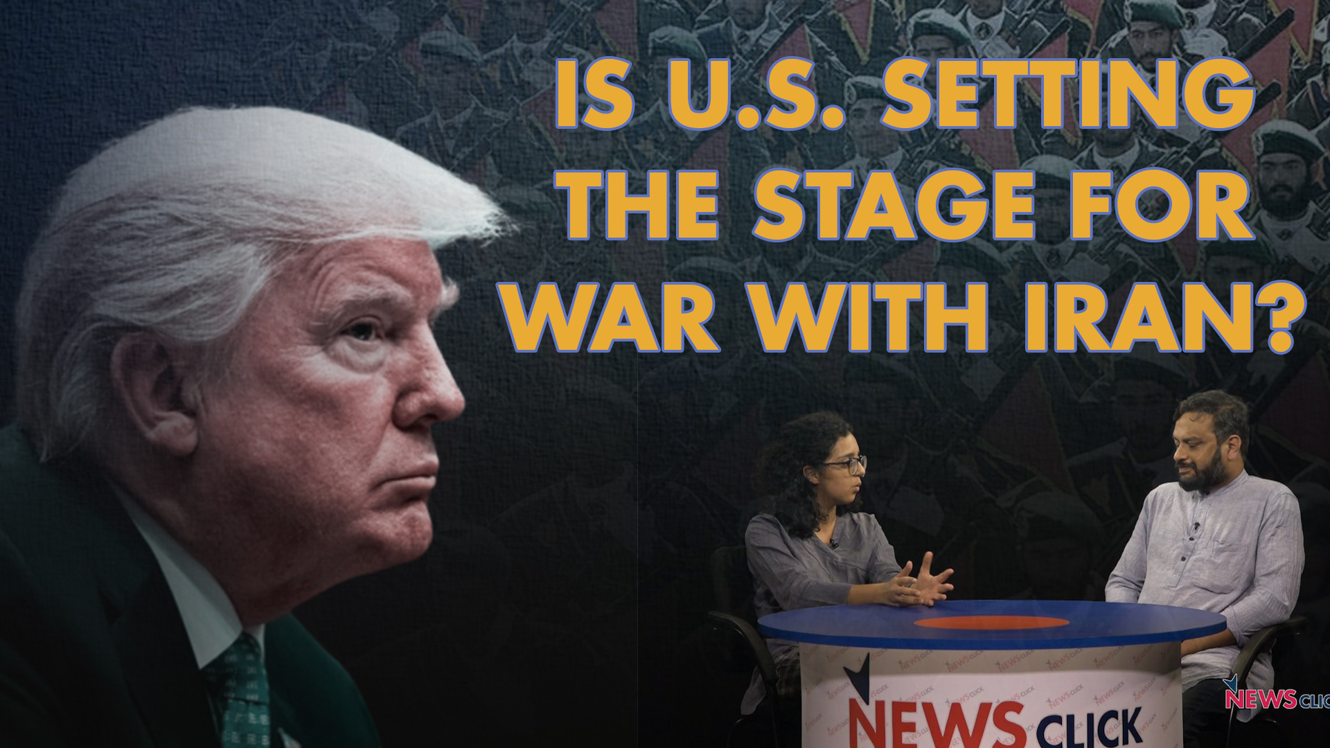 War with Iran?