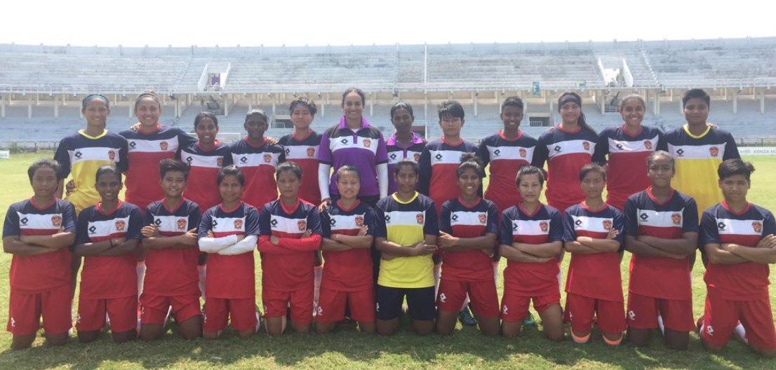 Gokulam Kerala FC women's football team for the Indian Women's League 2019