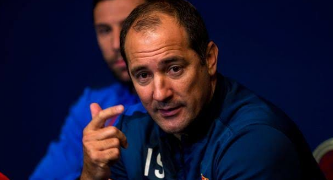 Indian football team coach Igor Stimac