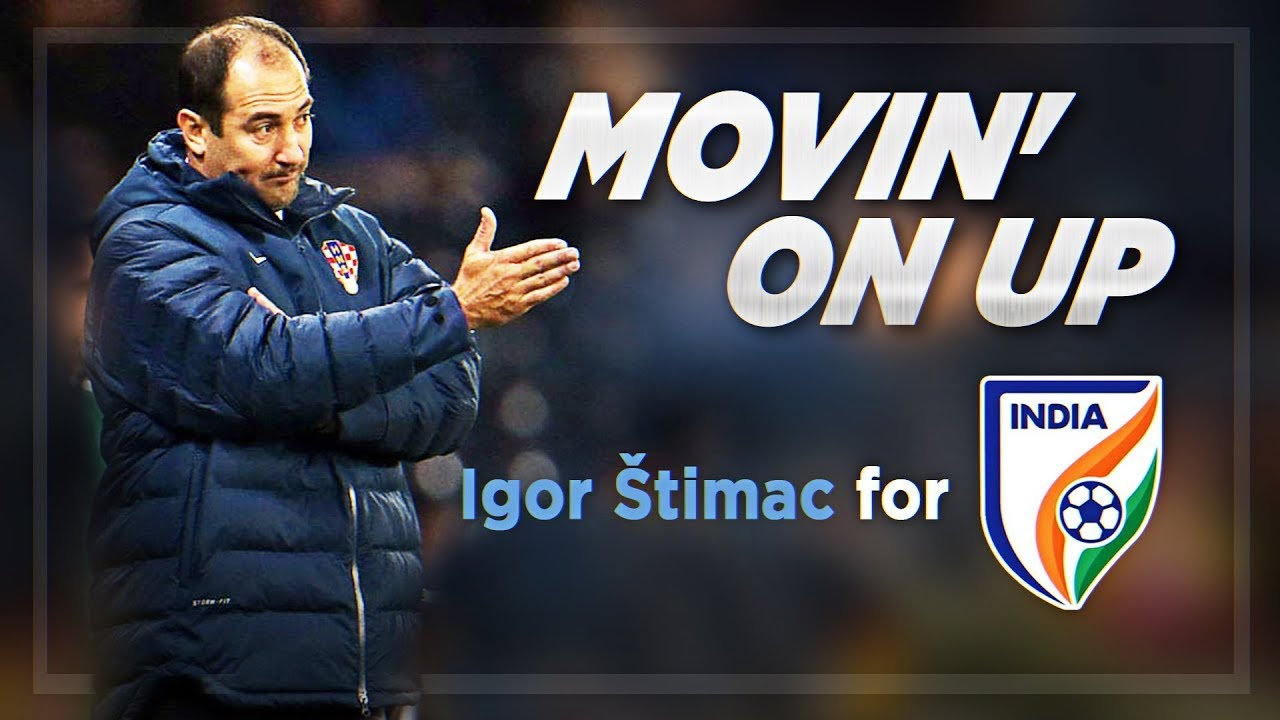 Igor Stimac, Indian football team's new coach