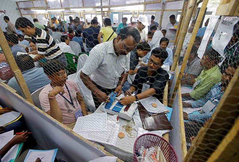 Thousands of Phantom Votes Suspected Across Lok Sabha Seats