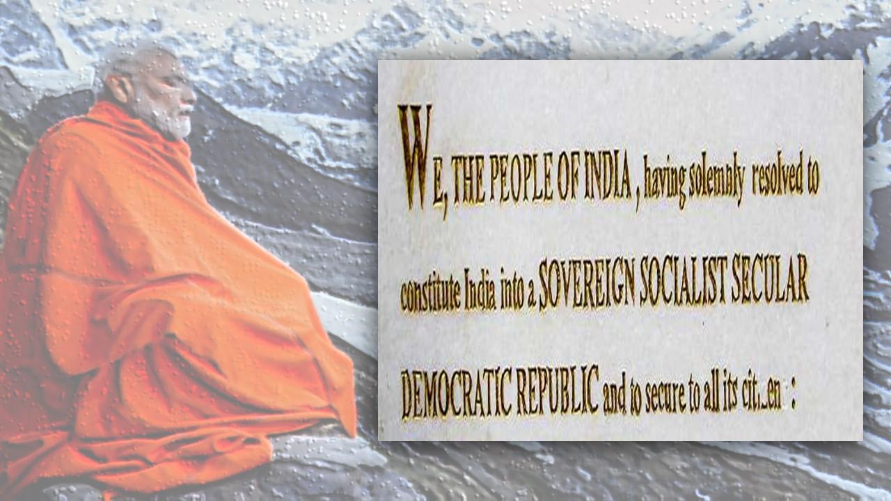 Modi in Kedarnath