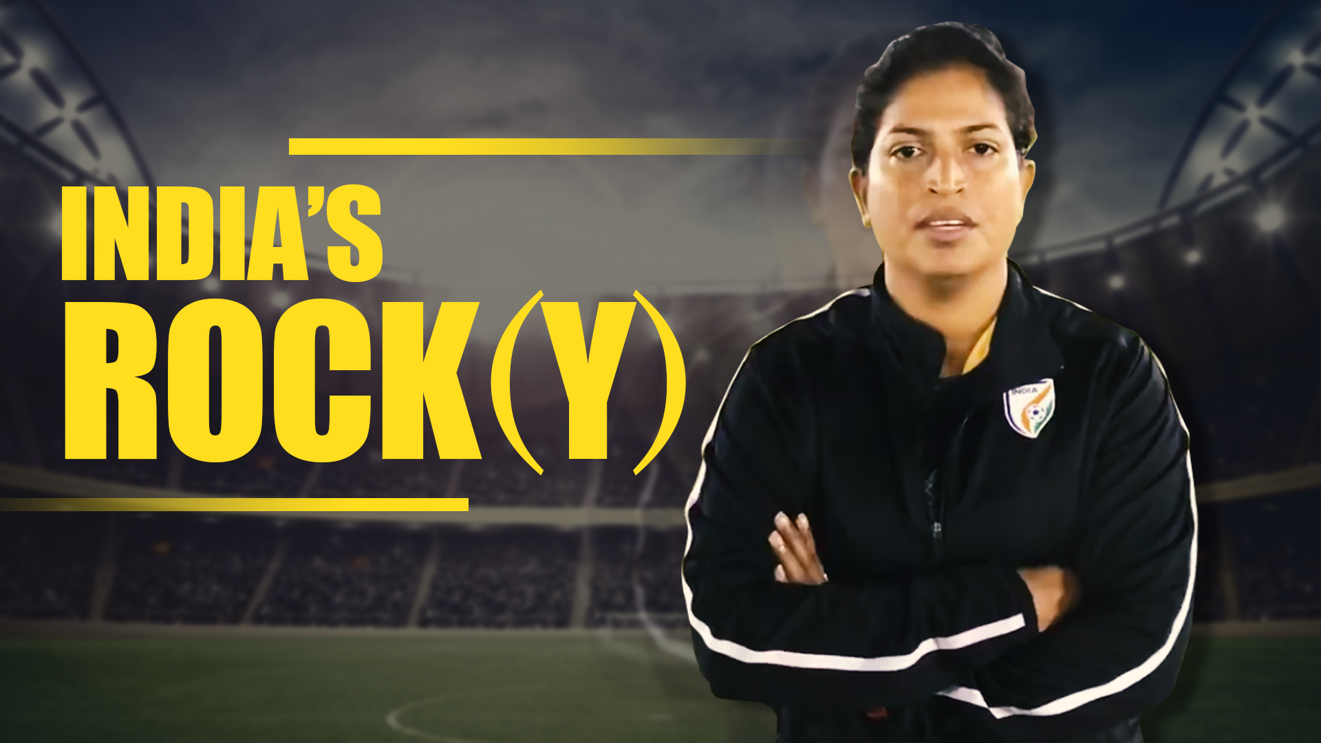 Indian women's football team head coach Maymol Rocky