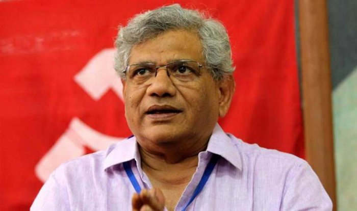 No Grand Alliance Could Have Countered Powerful BJP Narrative: Yechury