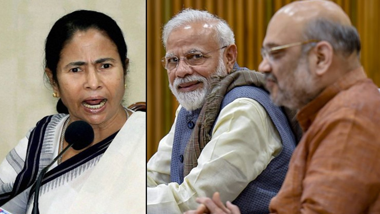 Violence in West Bengal elections 2019