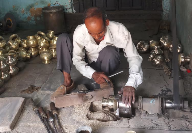 Elections 2019: Pride of East UP, Bakhira's Copper and Brass Ware Industry on Verge of Shutdown