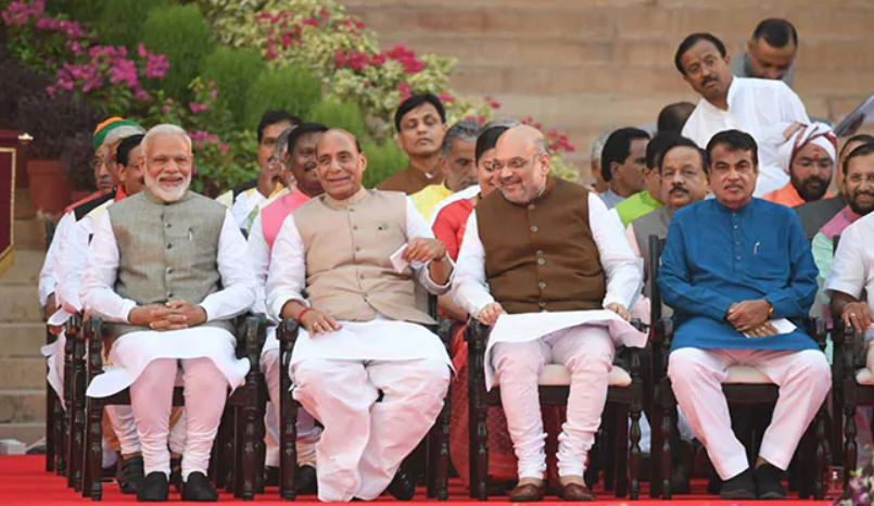 Modi Chooses Richer Cabinet Ministers