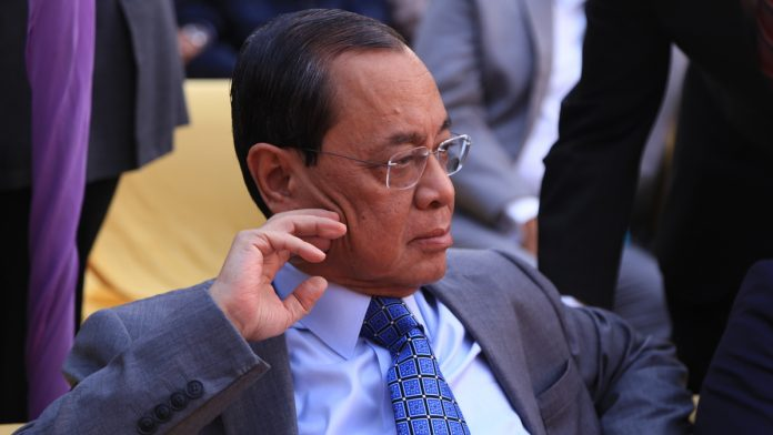 CJI Gogoi's Treatment of Harsh Mander Reeks of Imperiousness