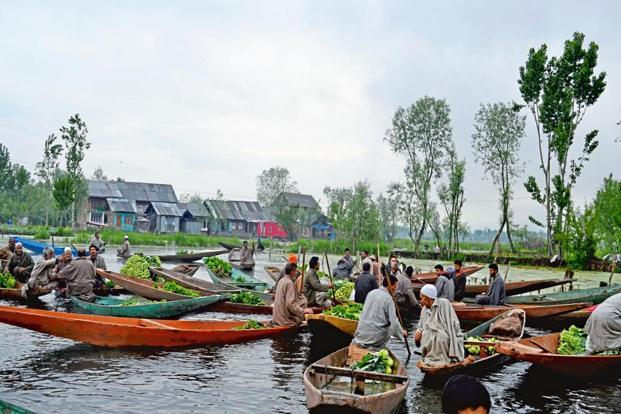 jammu and kashmir workers and peasants' conditions