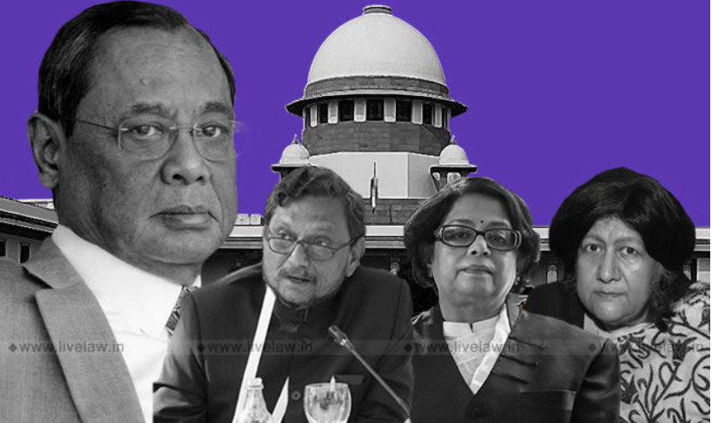 Mounting Criticism Against Clean Chit to CJI in Sexual Harassment Case