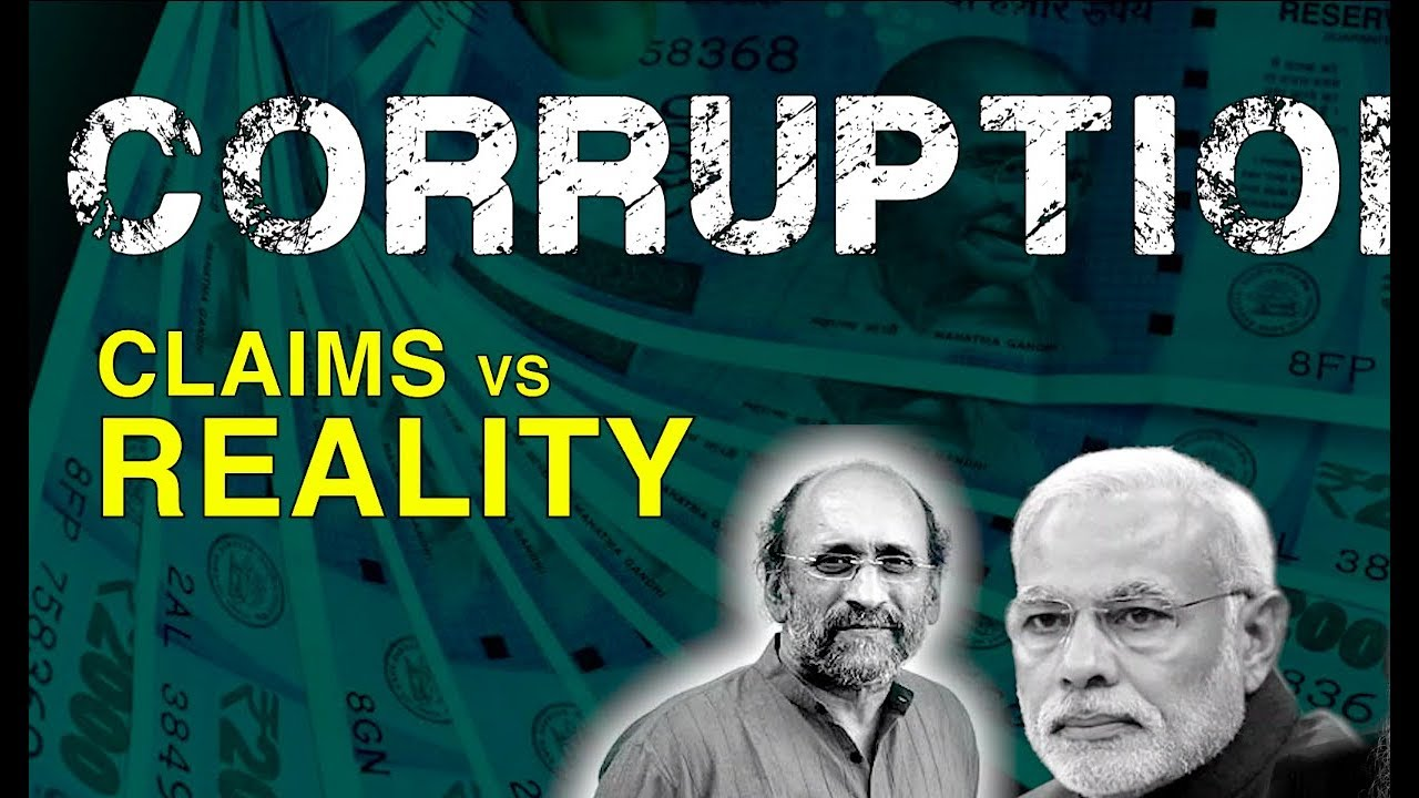 Corruption in the Modi Years