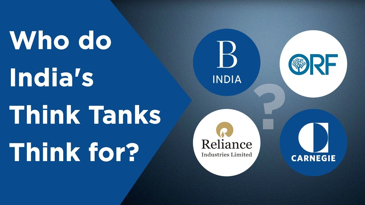 Think Tanks in India